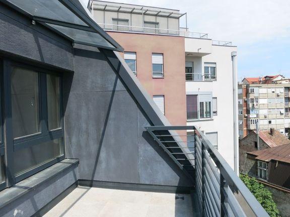 Duplex 73 m2 - novogradnja -Kneginje Zorke, Vračar