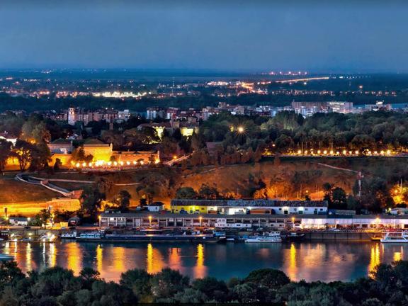 Kula Beograd - 3204 St. Regis 73m2*** Bez provizije***