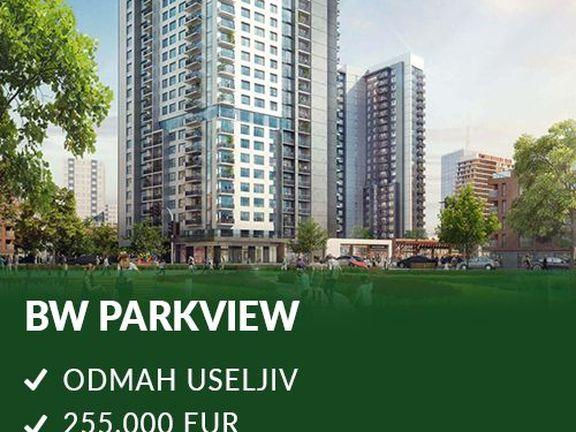 Specijalna ponuda * Parkview* 82m2 cena sa garažom