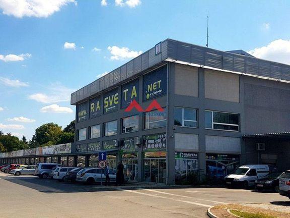 Poslovni prostor, Autoput Beograd-Zagreb, Altina, 1165m2