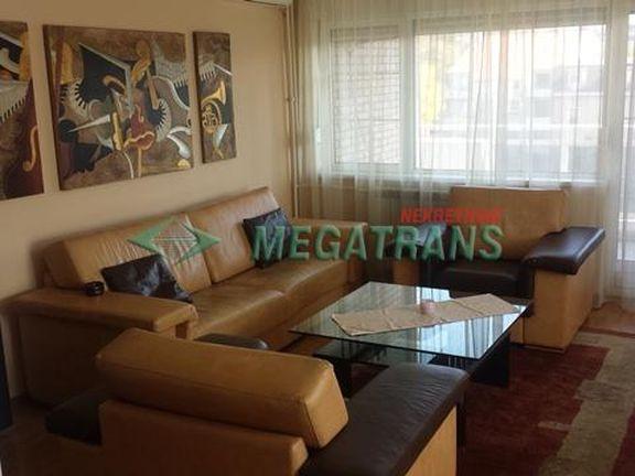 3 soban LUX, 105 m2, Vračar, Maksima Gorkog, garaža ID#11437