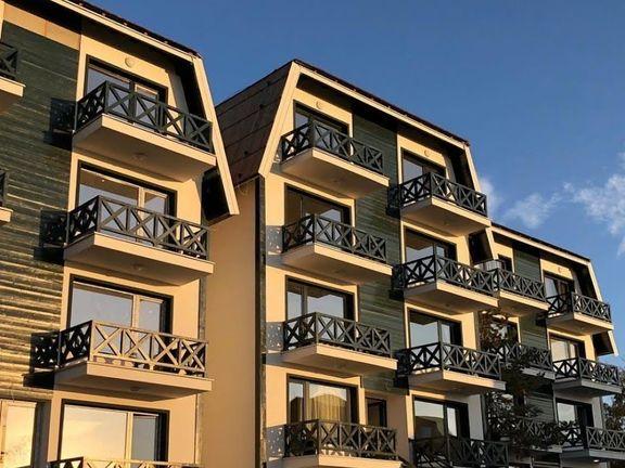 Lux apartman, Vikend naselje, Srebrna planina