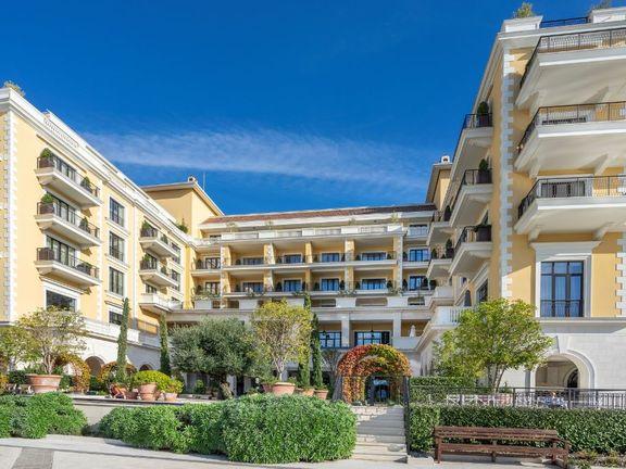 Tivat, Porto Montenegro - studio apartman,  Regent hotel