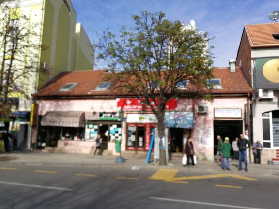 Poslovni centar u strogom centru grada