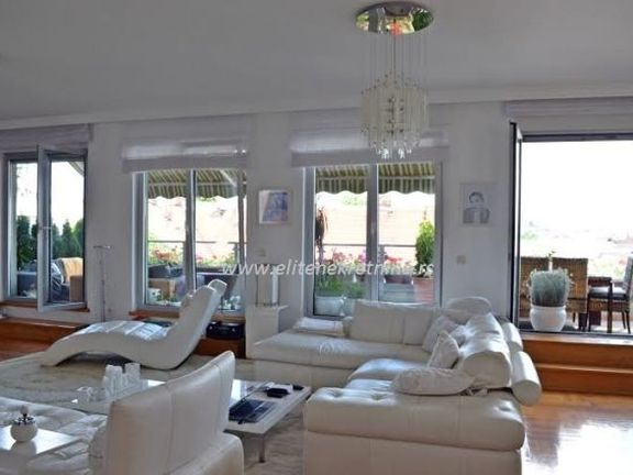 Izdajemo luksuzan dupleks-penthouse na Vracaru