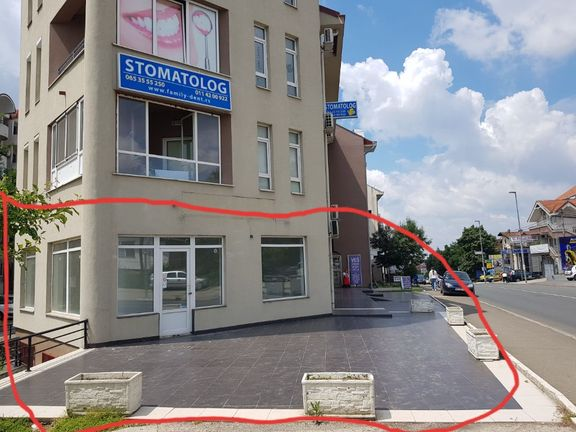 FILMSKI GRAD,LOKAL 54 m2