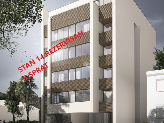DIREKTNA PRODAJA - Luksuzna nova zgrada u mirnom delu Vračara