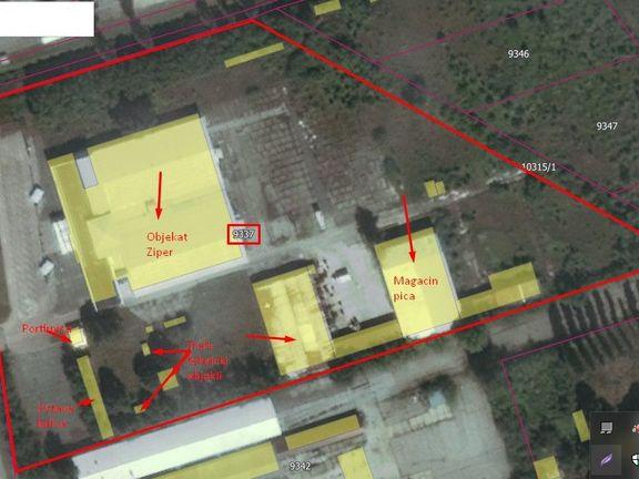 Izdavanje/prodaja multifunckionalnog objekta - Sombor - 4.600m2