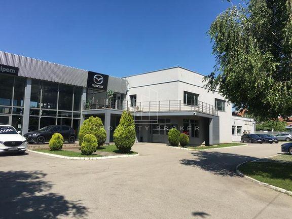 Poslovna zgrada, za auto salon, kliniku, robnu kuću ID#1503