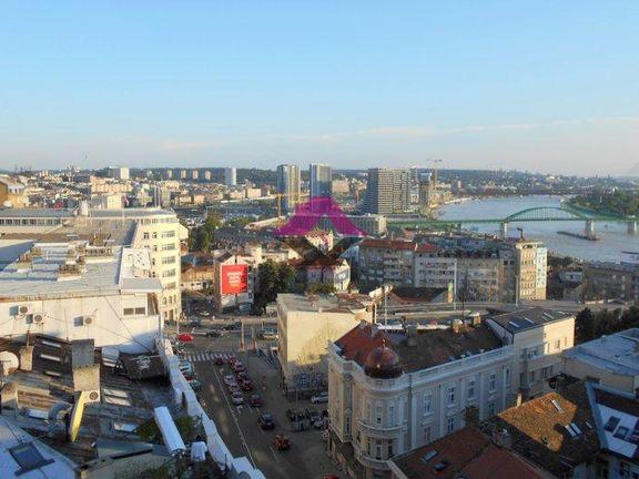 Topličin Venac,stan sa panoramskim pogledom u srcu Starog Grada,58m2+terasa ID#1168