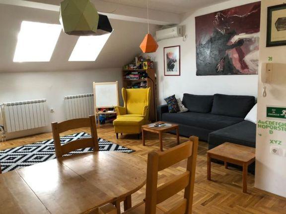 Novi Sad, Centar, Trosoban stan 80 m2
