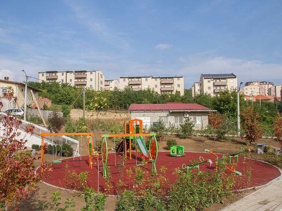 Novogradnja na Karaburmi