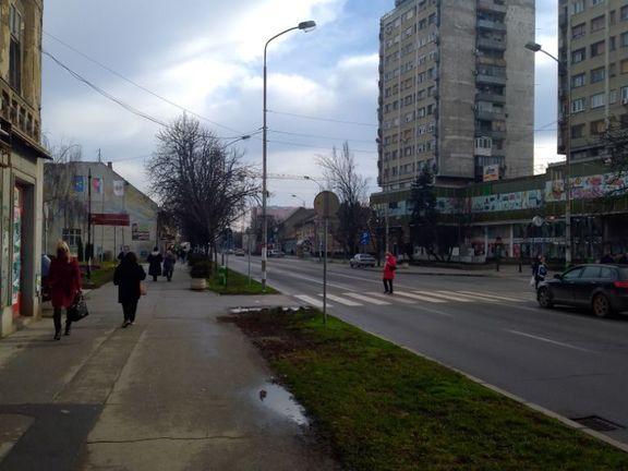 JNA ulica - za lokal ili stan