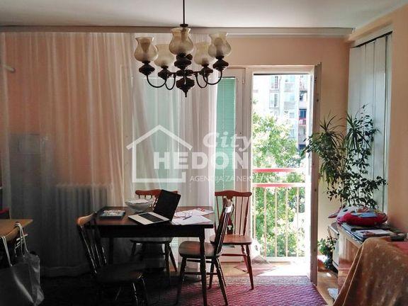 Komforan dvoiposoban stan sa garažom u Bloku 61 ID#6544
