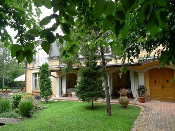 VILA SENJAK rezidencijalni deo Beograda