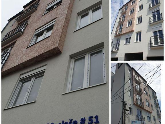 Lekino brdo Vračar kvalitetni,funkcionalni stanovi od 34m2, 40,62m2 i 96m2 u izgradnji na prodaju ! 2.220 x 1m2 sa pdv-om od super investitora !
