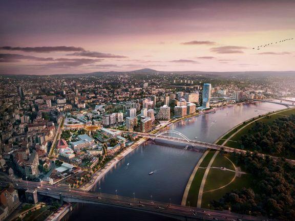 Novogradnja-Beograd na vodi