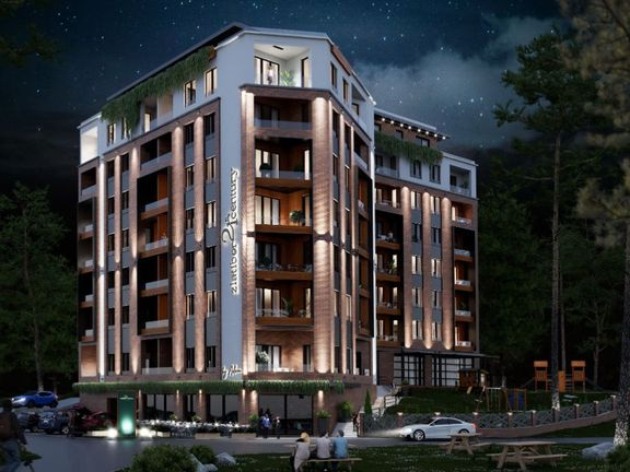 """Zlatar"" Penthouse apartman površine 69 m², 21st Century Zlatibor Residence, Spa & Wellness by Adora"