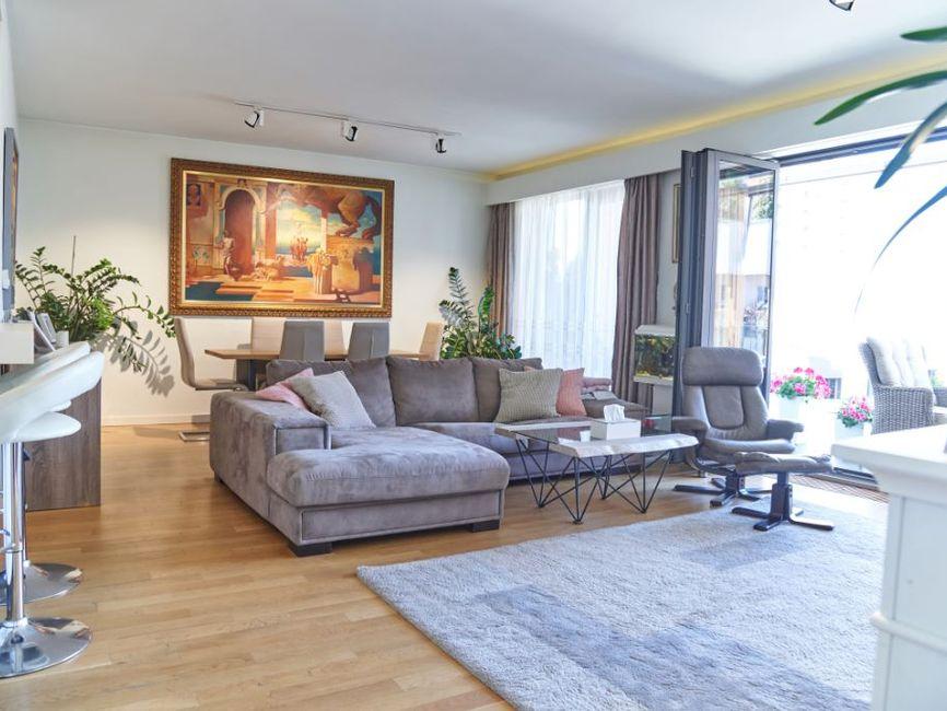 West 65, luksuzan stan od 123m2 sa prelepim pogledom