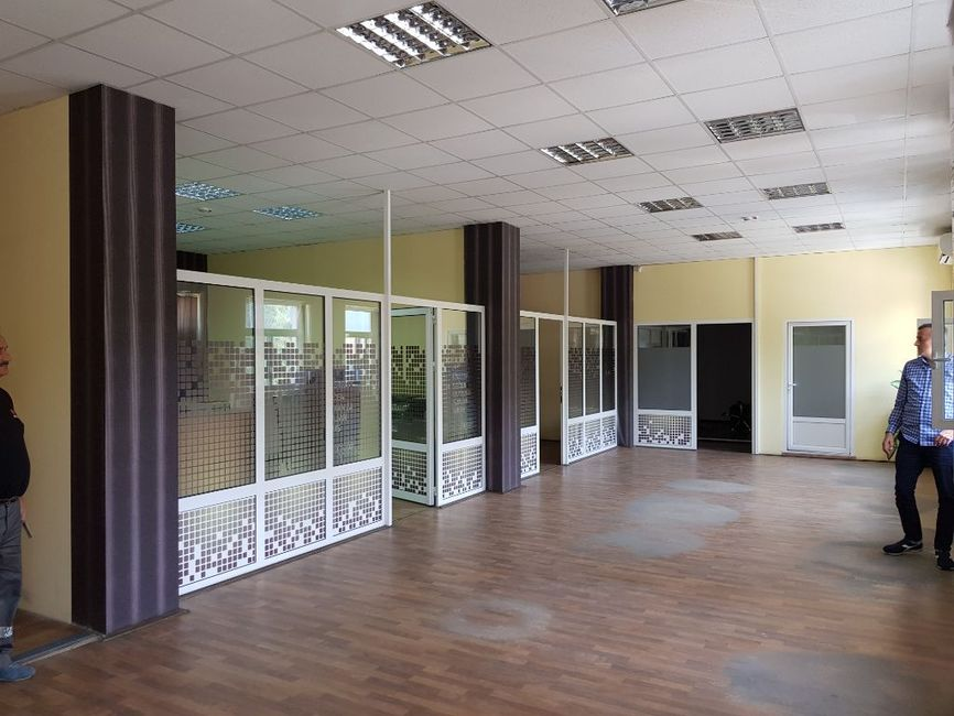 Kancelarije Novi Beograd pored Airport city-a 220m2 340m2