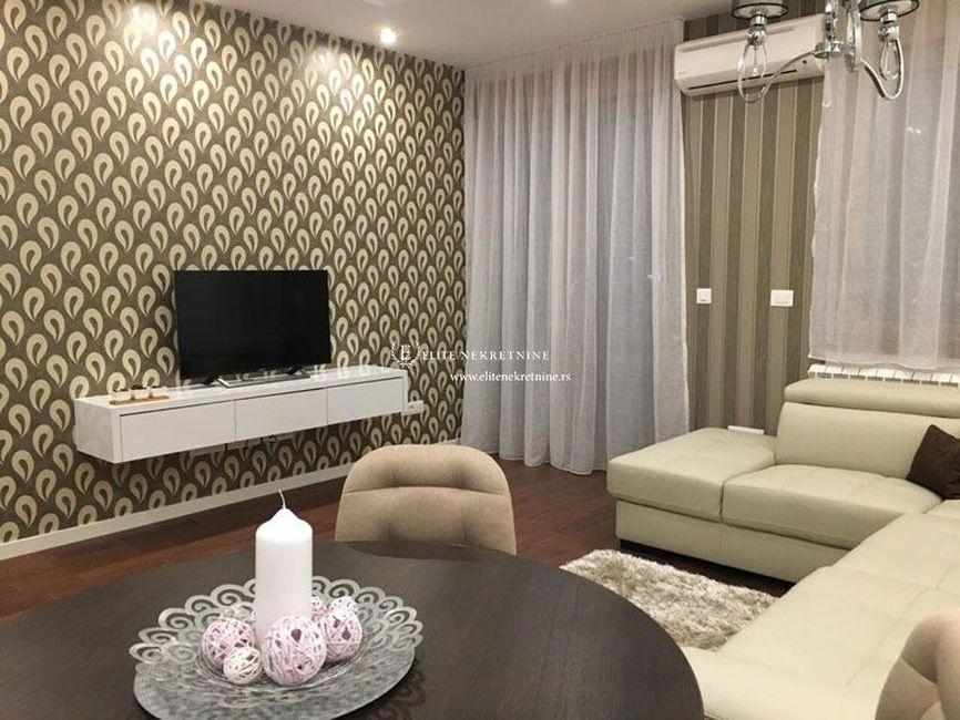Luksuzni stanovi A blok - Lux stan sa garažom na Novom Beogradu