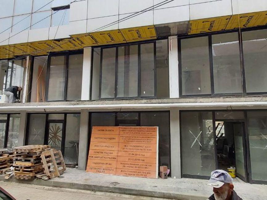 Na prodaju lokal 36,34m2 u centru Čačka-novogradnja, vlasnik