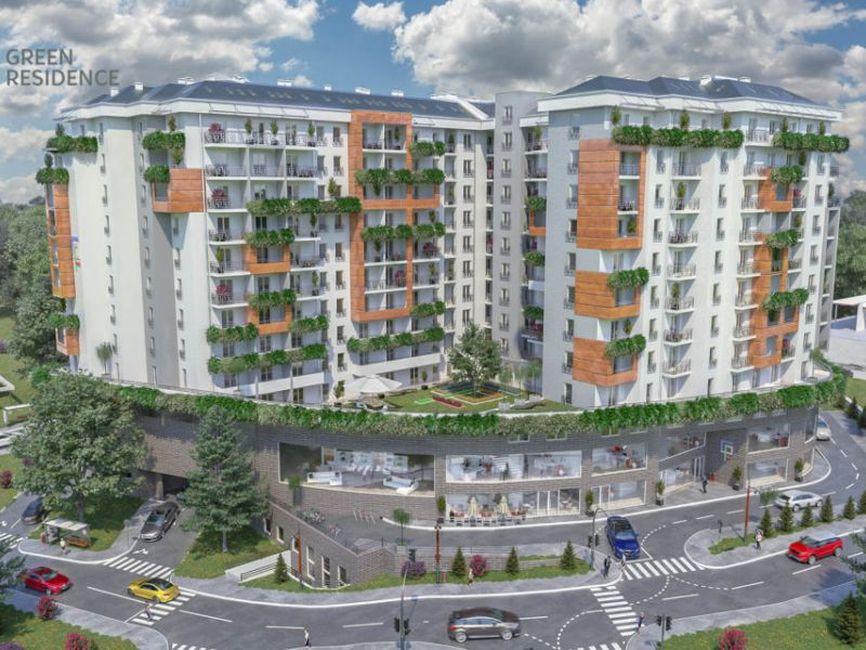 """Kompleks """"Green Residence""""- Dragoslava Srejovića br.2"""