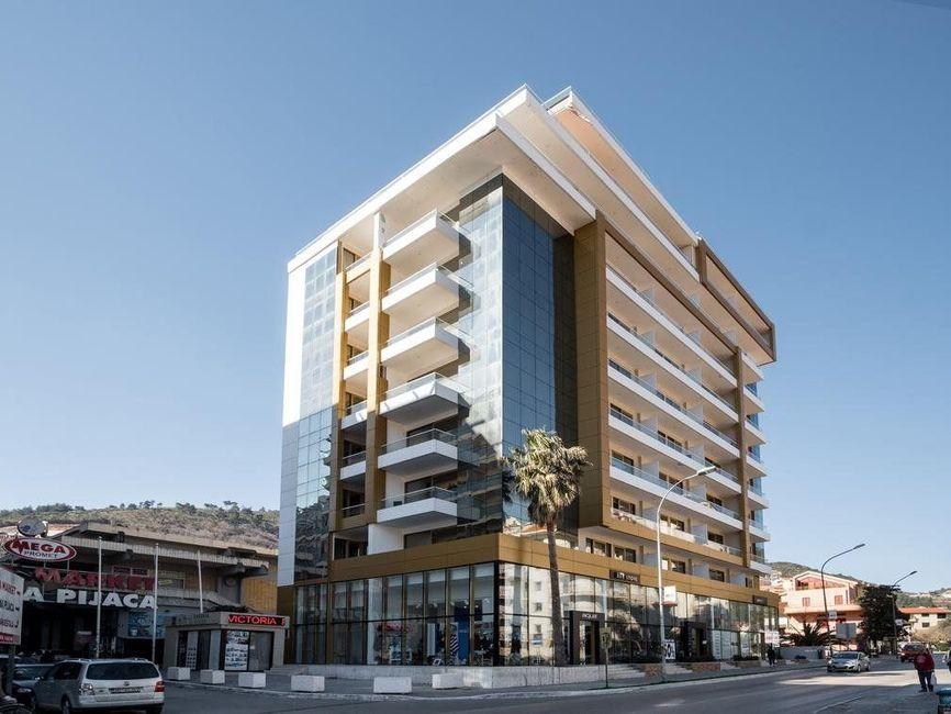Budva, centar – luksuzan apartman 80m2, Victoria Residence