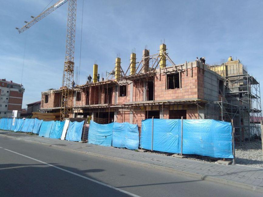 Na prodaju stanovi u izgradnji CENTAR Banje Koviljače