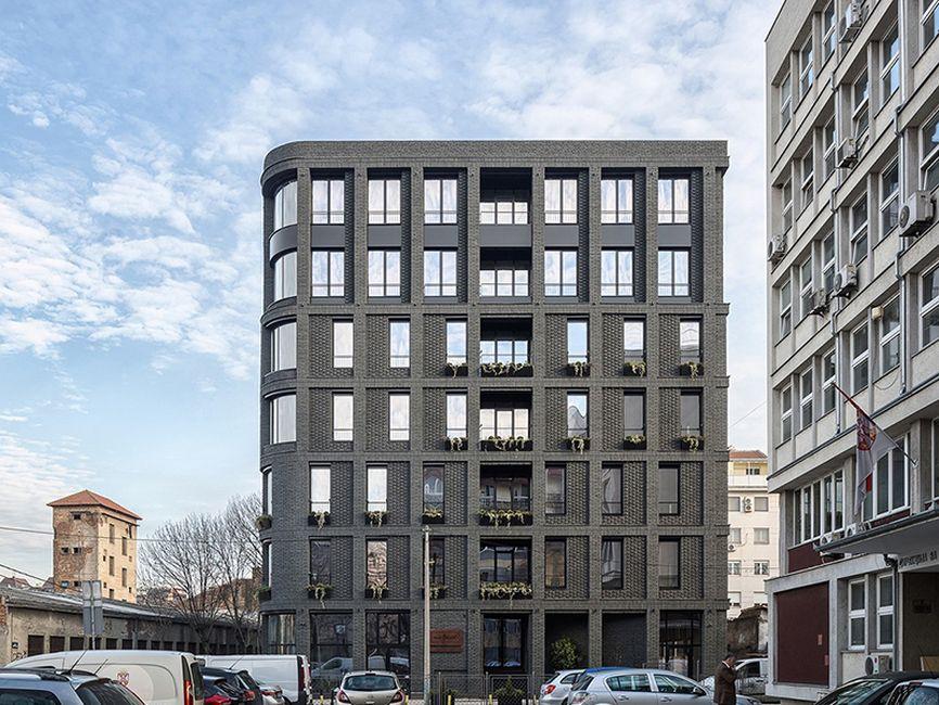 Poslovna zgrada A+ klase Dorćol