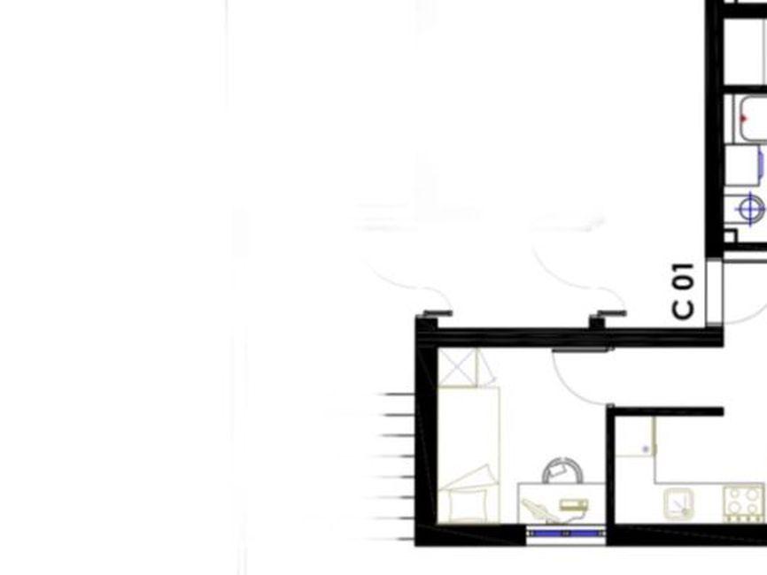 Mirjevo,prodaje se 2,5 stan u izgradnji na vp/3 spratu,49m2